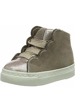 Gioseppo Baby Girls' Kusel Low-Top Sneakers, Taupe