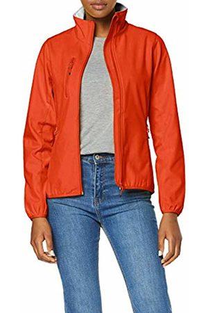 CLIQUE Women's Ladies Basic Softshell Jacket ( Blood )