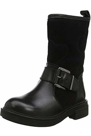 Gioseppo Girls Boots - Girls' Ascha Slouch Boots, Negro