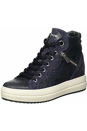 IGI &Co Women's Donna-41543 Hi-Top Trainers, ((Notte 4154311))