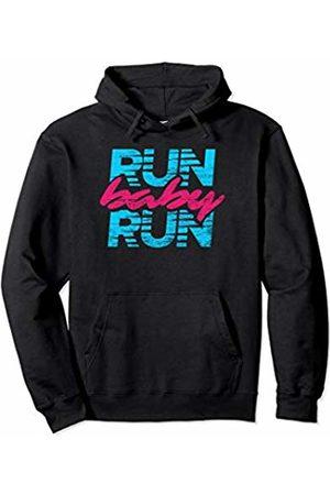Blonde Tees Running Runners Sports Apparel Funny Vintage Retro Run Baby Run Runner Men Women Gift Pullover Hoodie