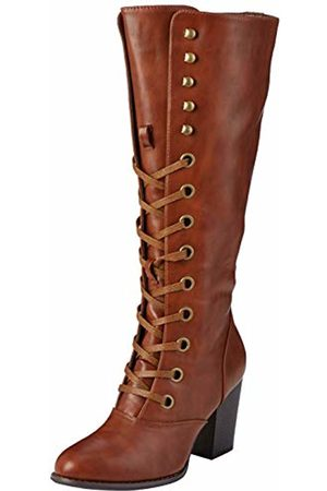 Joe Browns Women's This Season's Tall Lace Up Boots High