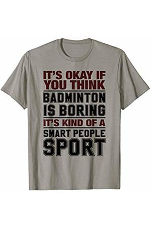 Zen Nguyen Badminton is sport for smart people T-Shirt