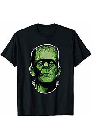 Miftees Frankenstein Monster Horror Halloween T-Shirt