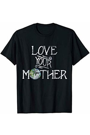 SnuggBubb Love your mother earth climate strike T-Shirt