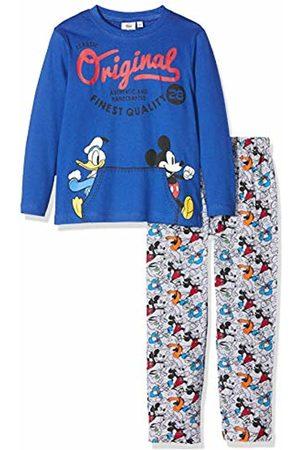 Disney Boy's HS2127 Pyjama Sets, Turquoise