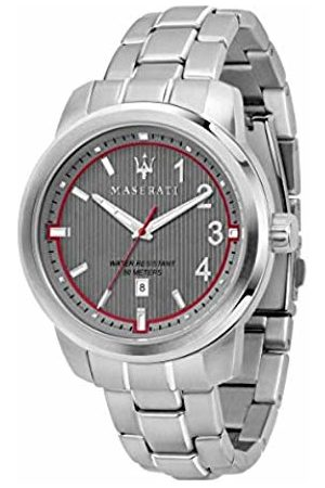 Maserati Mens Analogue Quartz Watch with Stainless Steel Strap R8853137002