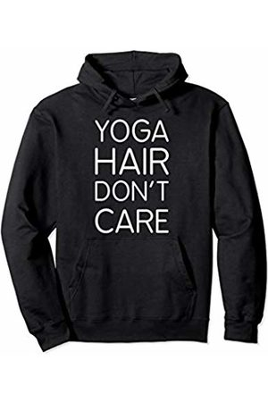 Tanim Cute Funny Yoga Top or Gift For Women or Girls With Saying Pullover Hoodie