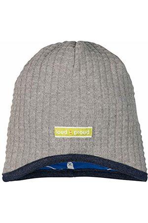 loud + proud Baby Wendemütze Strick Aus Bio Baumwolle, GOTS Zertifiziert Hat, ( Gr)