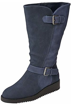 Joe Browns Women's Happiness Buckle Wedge Boots High ( A)