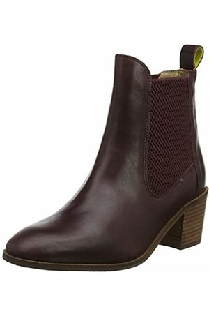 Joules Women's Hartford Ankle Boots, Oxblood