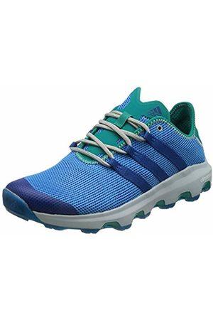 adidas Unisex Adult Climacool Voyager Trekking & Walking Shoes, Multicolored (Azuimp/Eqtazu/Eqtver)