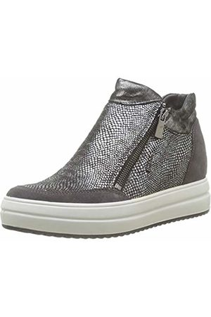 IGI &Co Women's Donna-41537 Hi-Top Trainers, (( Antracite 4153711))