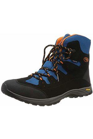 Bruetting Unisex Adults' Salado Snow Boots, Schwarz/Petrol/