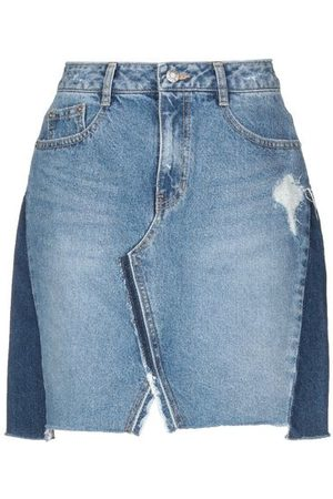 SJYP DENIM - Denim skirts