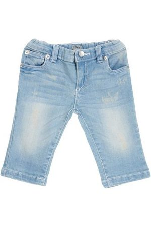 GRANT GARÇON BABY DENIM - Denim trousers