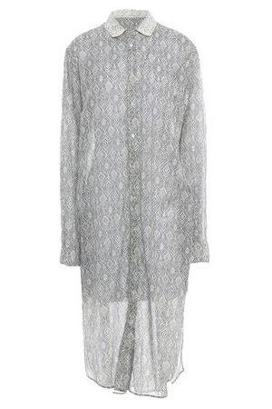 P_JEAN DRESSES - Knee-length dresses