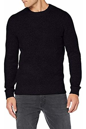 Tom Tailor Men's Gemütlicher Strick Jumper, (Sky Captain 10668)