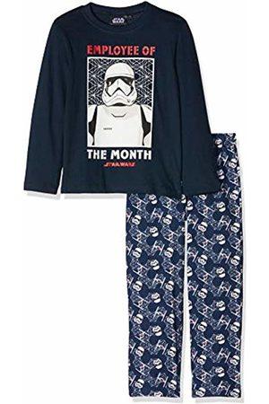 STAR WARS Boy's HS2123 Pyjama Sets, Navy