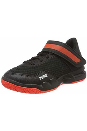 Puma Unisex Kid's Rise XT 4 Jr Handball Shoes, - -NRGY 01)