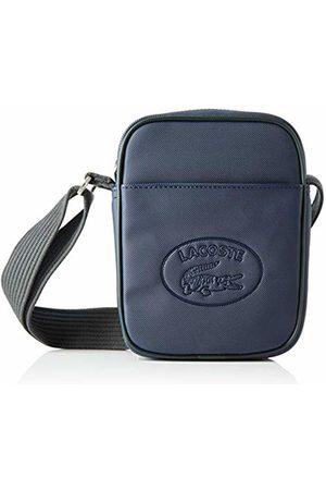 Lacoste Men's NH2874MX Shoulder Bag (PEACOAT SCARAB C59)