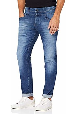 Camel Active Men's Toronto 486525/2829 Tapered Fit Jeans, (Mid Used 43)