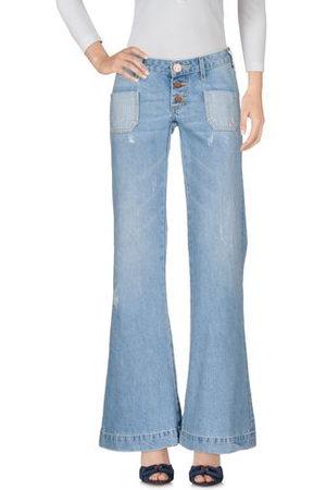 ONE x ONETEASPOON Women Trousers - DENIM - Denim trousers