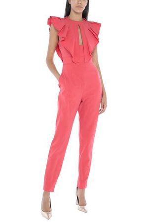 GENNY DUNGAREES - Jumpsuits