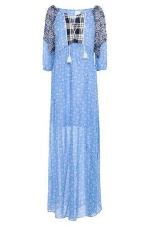 P_JEAN DRESSES - Long dresses