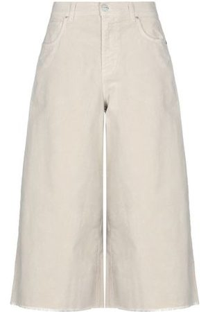 P_JEAN TROUSERS - 3/4-length trousers
