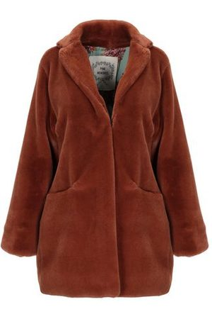 PINK MEMORIES COATS & JACKETS - Faux furs