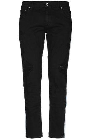 Dolce & Gabbana Men Trousers - DENIM - Denim trousers