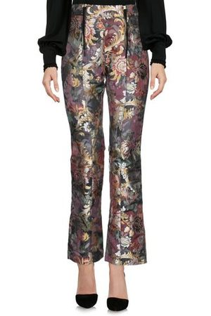 NINEMINUTES TROUSERS - Casual trousers