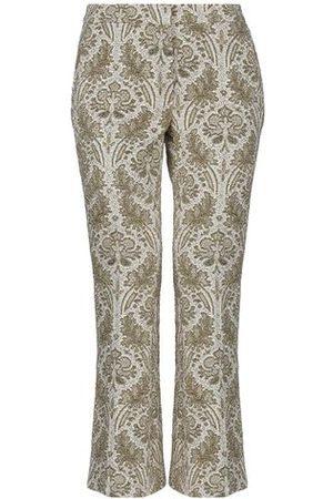 SEMICOUTURE Women Trousers - BOTTOMWEAR - Trousers
