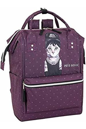 Pets Rock Breakfast Official Backpack with Handles for Laptops up to 13 inches