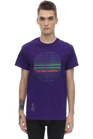 DARKOVELI What About Tmr? Cotton Jersey T-shirt