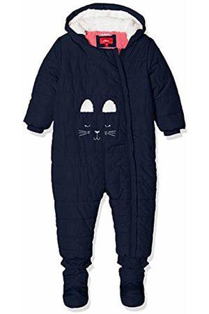 s.Oliver Baby Girls' 59.909.85.8870 Snowsuit, (Dark 5952)