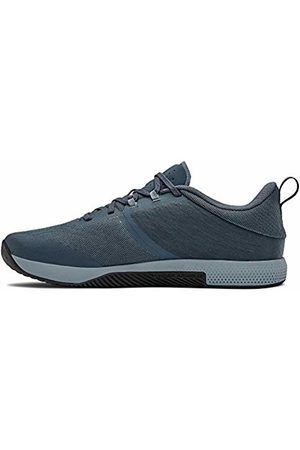 Under Armour Men's TriBase Thrive Fitness Shoes, (Wire/Ash Gray/ 401)