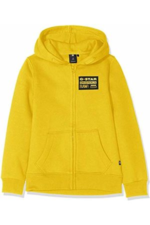 G-Star G-Star Boy's Sp17006 Zipper Sweatshirt, (Bright 73)