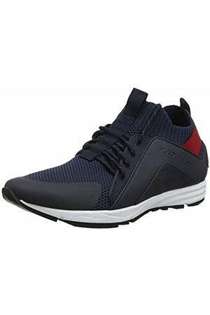 HUGO BOSS Men's Hybrid_Runn_knbc Low-Top Sneakers
