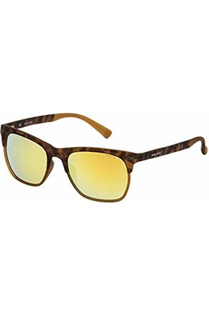 Police Boy's SK044 Sunglasses, (Rubberized Havana)
