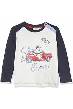 chicco Baby Boys' T-Shirt Maniche Lunghe Kniited Tank Top