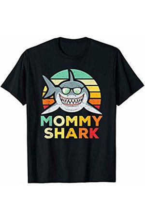 Sven's Matching Sharks Mommy Shark T-Shirt
