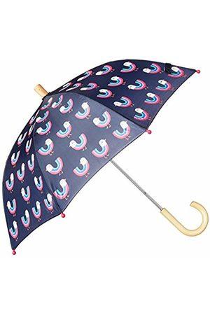 Hatley Girl's Printed Umbrellas (Rainbow Birds 400)