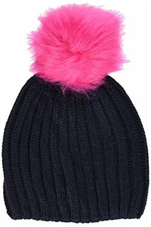 Hatley Girl's Winter Hat, ( Pom 400)