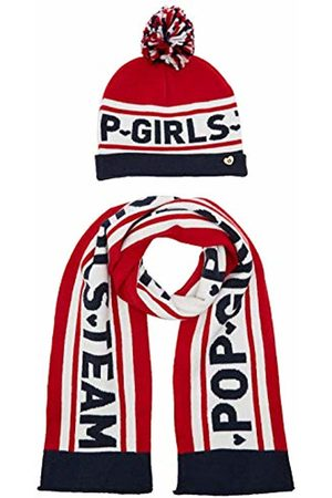 Tuc Tuc Girl's 50573 Scarf, Hat & Glove Set