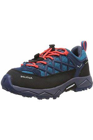 Salewa Unisex Kids' Jr Wildfire Wp Low Rise Hiking Shoes