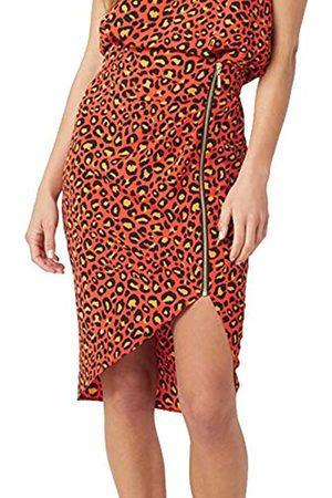 Vesper Women's Auburn Skirt, ( Ff4d00)