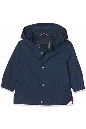 Tommy Hilfiger Baby Boys' Hooded Coach Jacket Coat