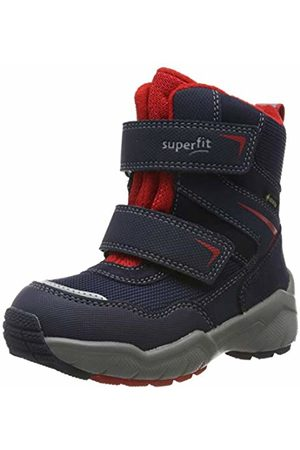 Superfit Boys' Culusuk 2.0 Snow Boots, ( /Rot 80)
